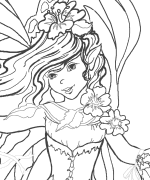 Autumn Fantasy Coloring Book - Halloween Witches, Vampires and ... | 180x150